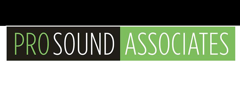 Pro Sound Associates logo